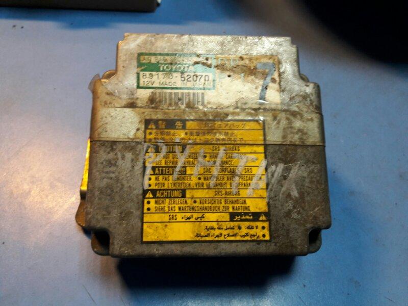 Блок управления airbag Toyota Funcargo NCP20 1NZ-FE