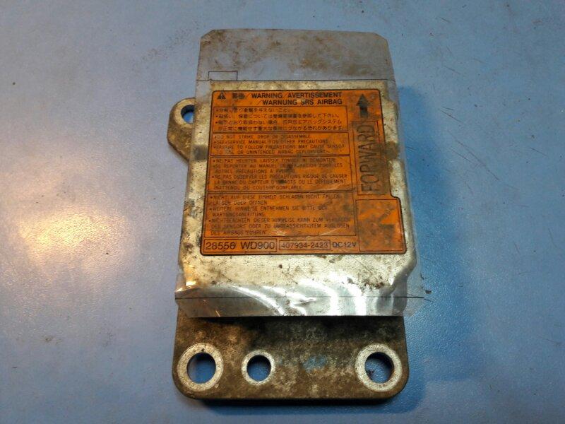Блок управления airbag Nissan Ad Y11 QG15DE