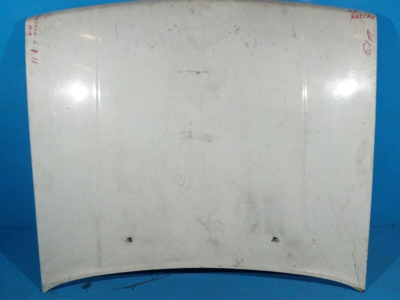 Капот Nissan Bluebird U11 CA18