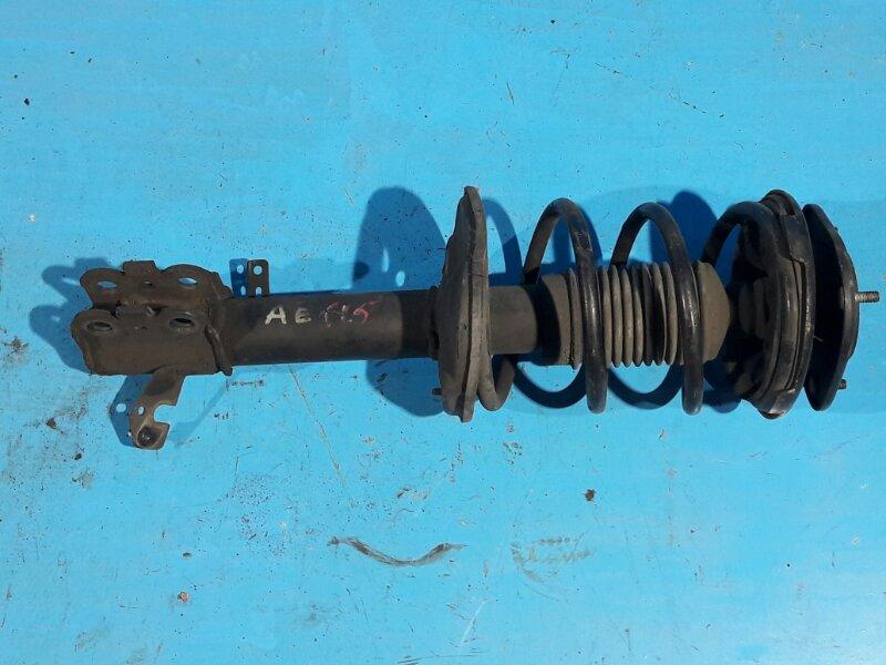 Стойка подвески Toyota Sprinter Carib AE115 7A-FE передняя правая