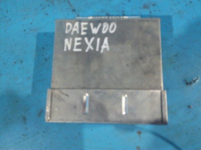 Блок управления efi Daewoo Nexia KLETN G15MF 2000г