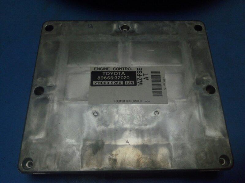 Блок управления efi Toyota Vista Ardeo AZV50 1AZ-FSE 2000