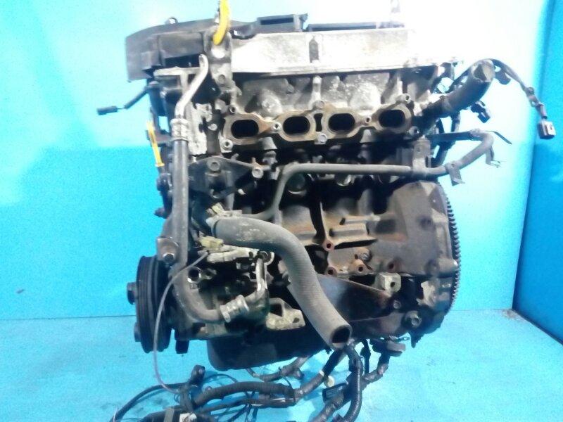 Двигатель Mazda Familia BJ5W ZL-VE 1998г