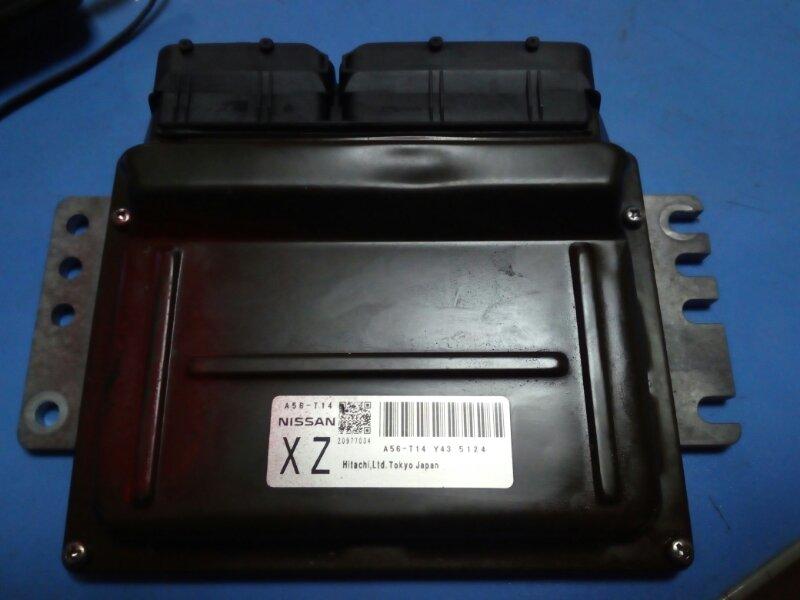 Блок управления efi Nissan Expert VW11 QG18-DE