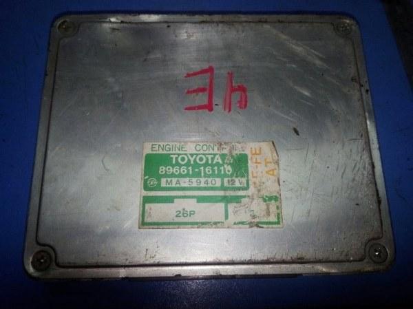 Блок управления efi Toyota Tercel EL41 4E-FE