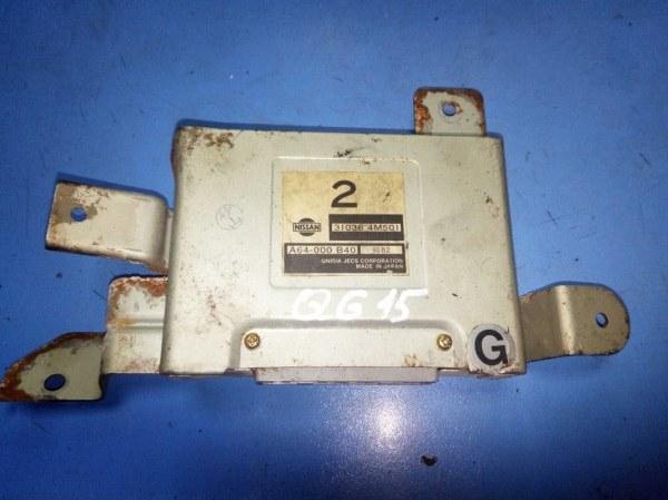 Блок управления efi Nissan Sunny FB15 QG15DE 2000г