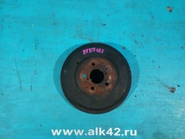 Тормозной барабан Subaru Impreza GE2 EL15 2009 задний