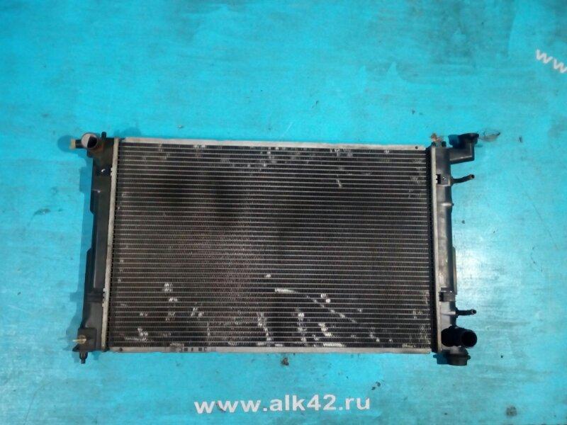 Радиатор двс Toyota Vista Ardeo ZZV50