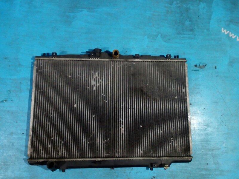 Радиатор двс Honda Odyssey RA8 F23A