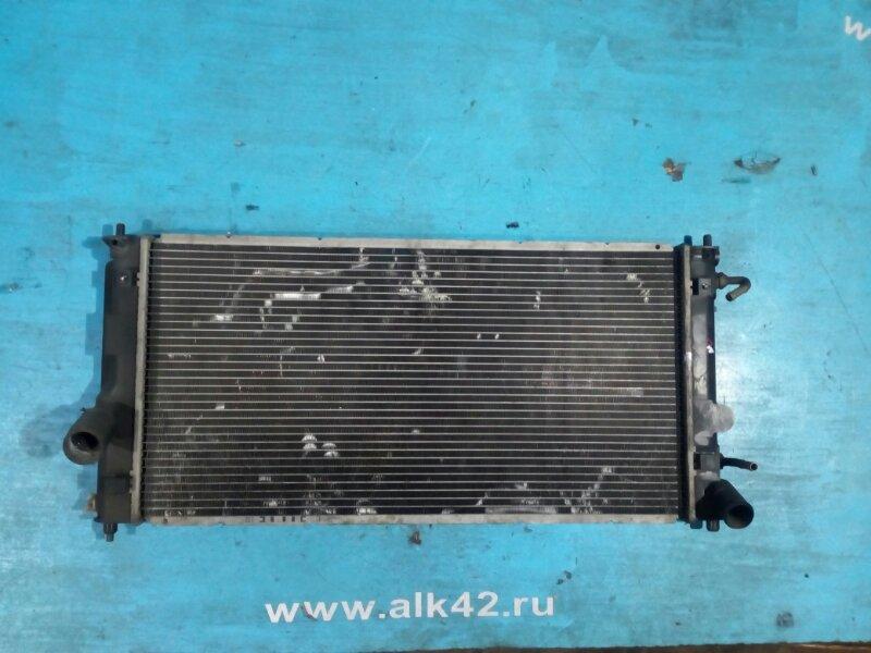 Радиатор двс Toyota Celica ZZT230 1ZZFE