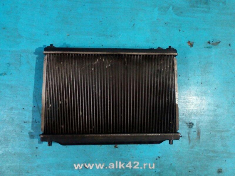 Радиатор двс Mazda Demio DY3W ZJ