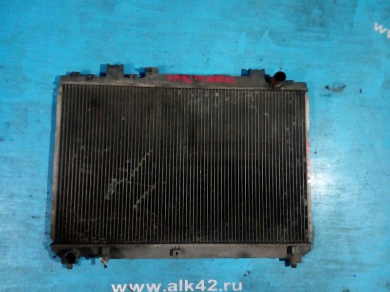 Радиатор двс Toyota Townace Noah KR42 7K 2001