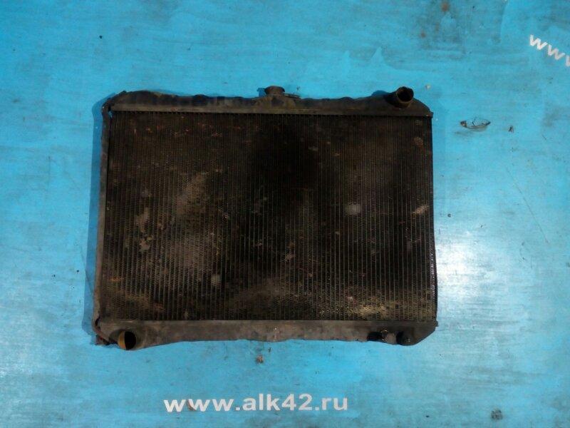 Радиатор двс Nissan Bluebird U11