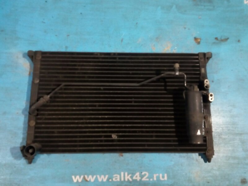 Радиатор кондиционера Toyota Mark Ii JZX90 1JZ-GTTE 1992