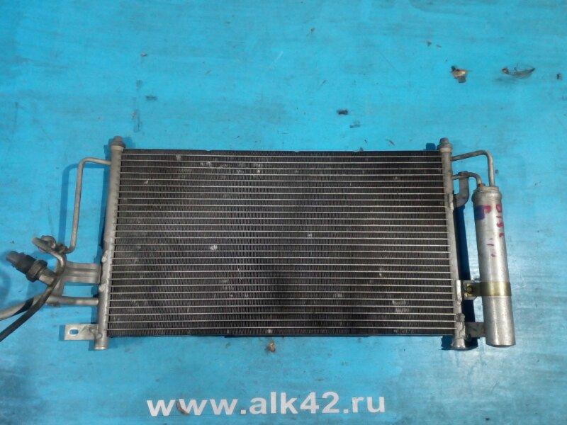 Радиатор кондиционера Mazda Demio DY3W ZJ