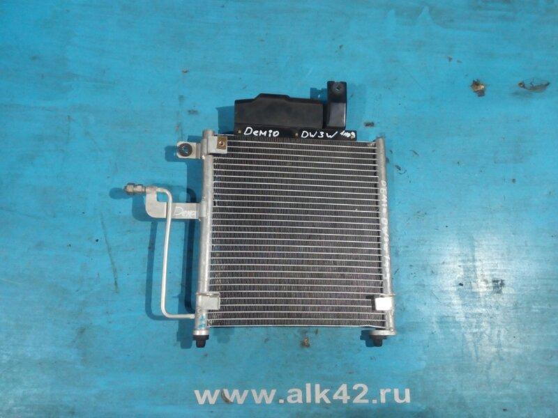 Радиатор кондиционера Mazda Demio DW3W B3DE
