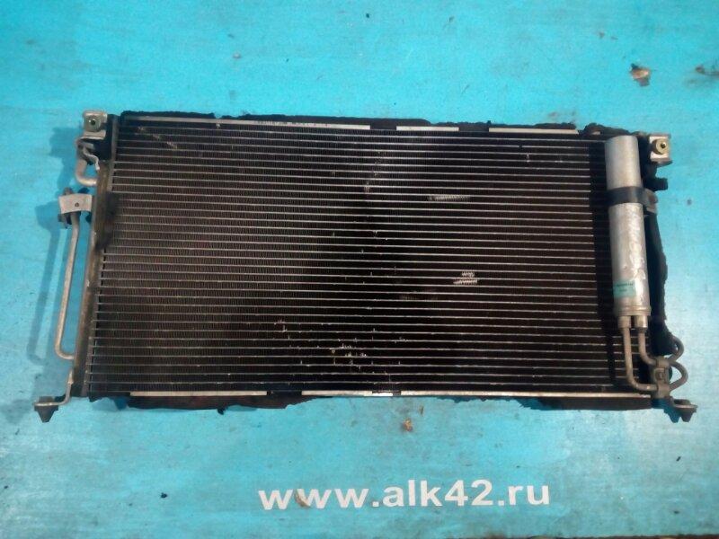 Радиатор кондиционера Mitsubishi Lancer CK2A 4G15 1998