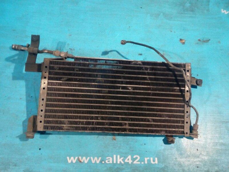 Радиатор кондиционера Nissan Bluebird U11 CA18