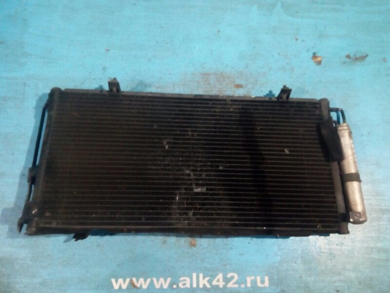 Радиатор кондиционера Subaru Impreza GG2 EJ15