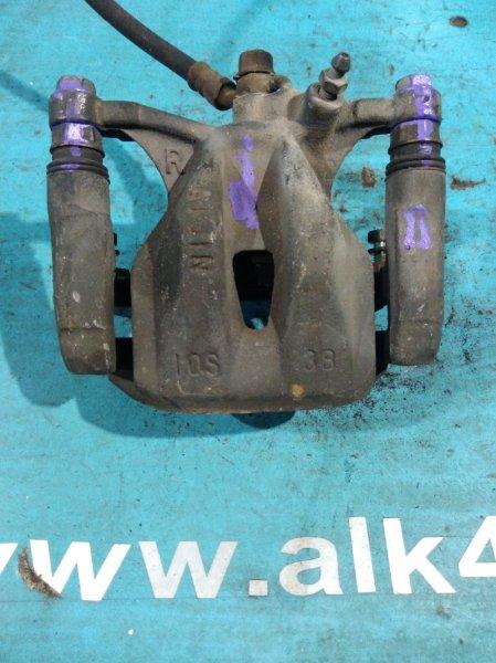 Суппорт Toyota Mark Ii JZX100 1JZ-GE задний правый