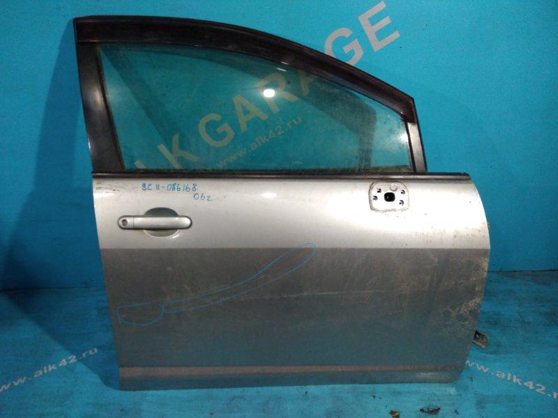 Дверь Nissan Tiida C11 2004 передняя правая