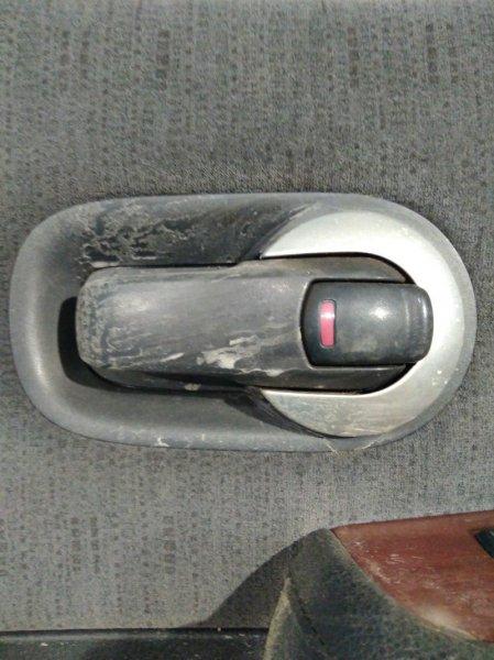 Ручка двери внутренняя Nissan Tiida C11 2004 передняя правая