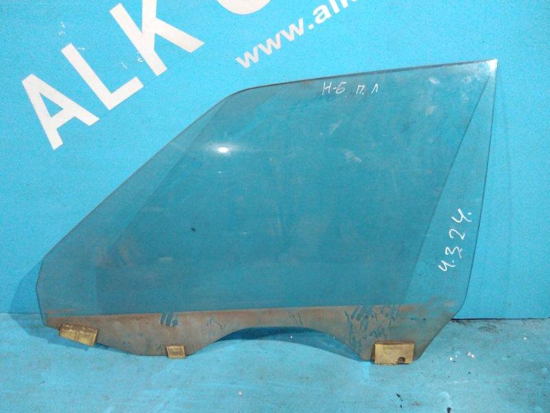 Стекло двери Nissan Bluebird U11 CA18 переднее левое