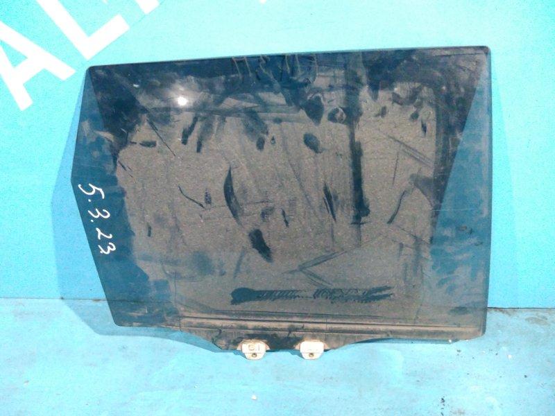 Стекло двери Honda Fit GD1 L13A 2001г заднее правое