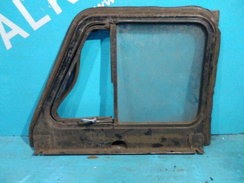 Стекло двери Уаз 469 402 переднее правое