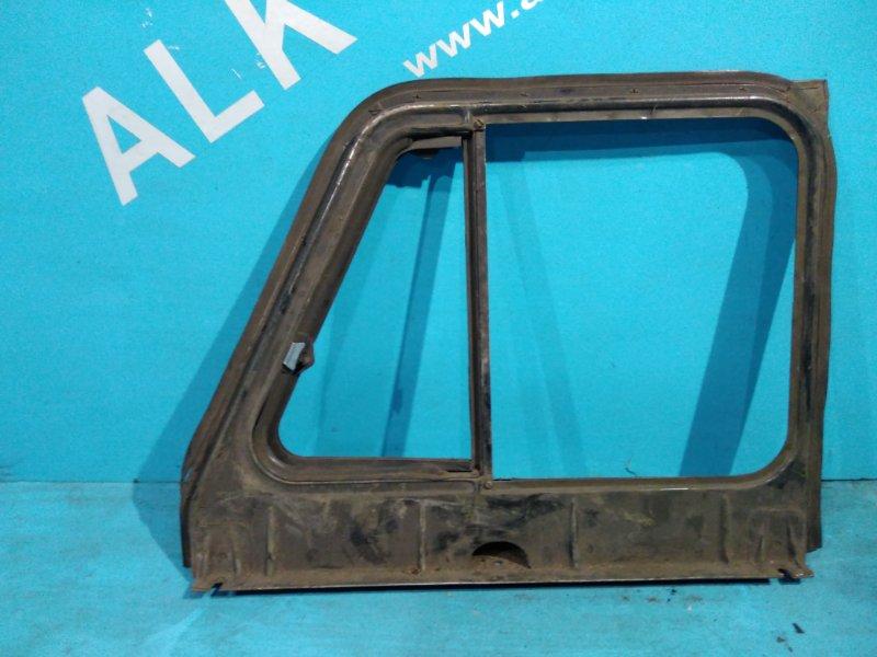 Стекло двери Уаз 469 402 заднее левое