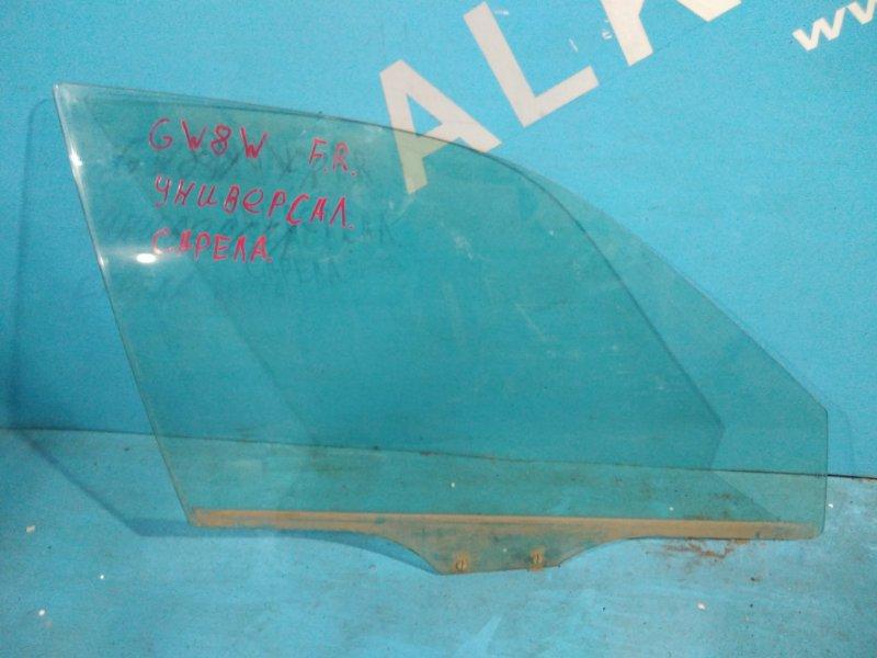 Стекло двери Mazda Capella GW8W переднее правое