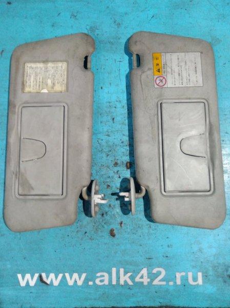 Козырек солнцезащитный Suzuki Escudo TD54W J20A 2008г