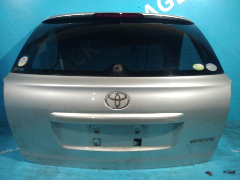 Дверь 5-я Toyota Avensis Wagon AZT250W 2006г