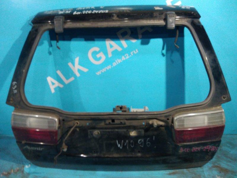 Дверь 5-я Nissan Avenir W10 1996