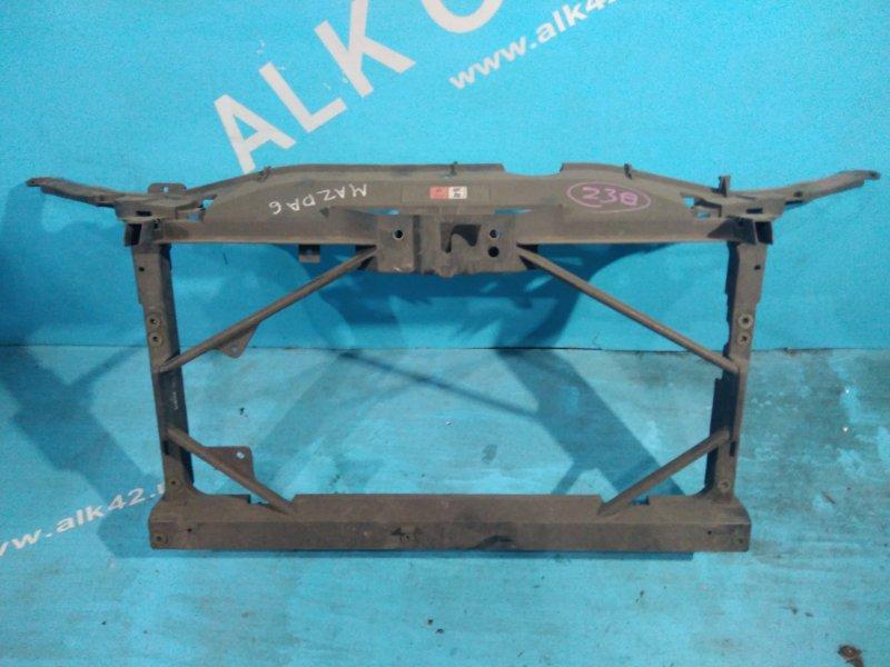 Рамка радиатора Mazda Atenza GGEP LF 02
