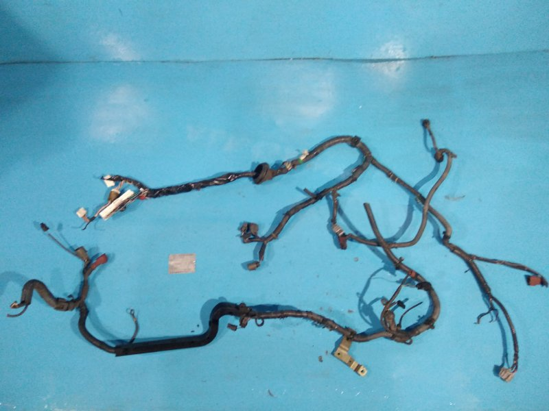 Коса двс Nissan Bluebird ENU14 SR18-DE 1997г