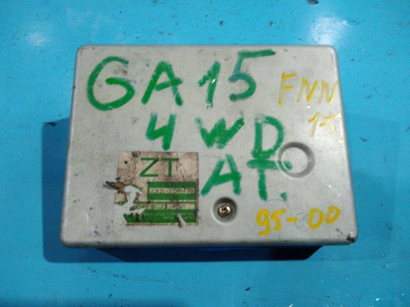 Блок управления efi Nissan Pulsar FNN15 GA15 1997