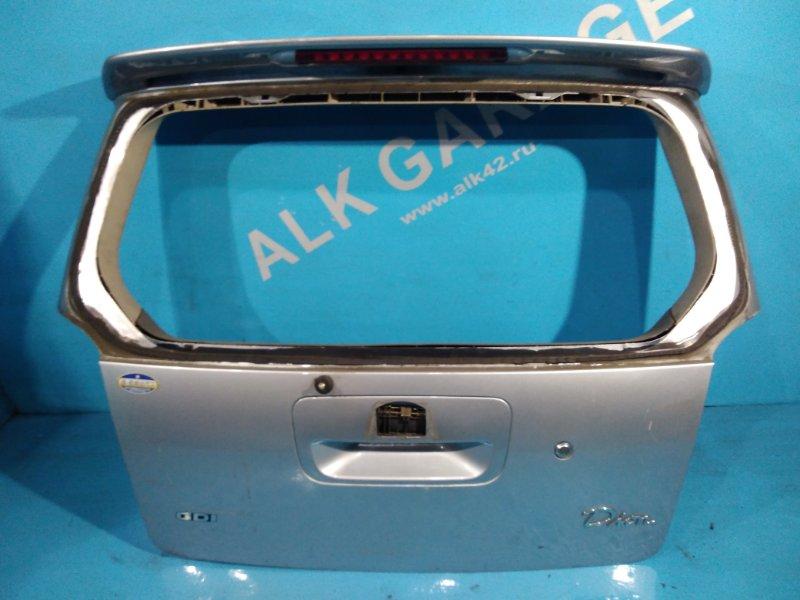 Дверь 5-я Mitsubishi Dion CR6W 4G94 2004