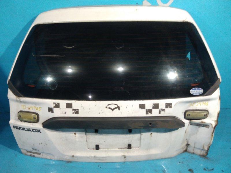 Дверь 5-я Nissan Ad Y11 QG15DE 2001