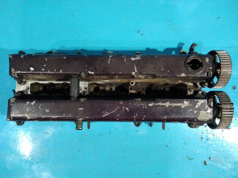 Головка блока цилиндров Toyota Mark Ii JZX90 1JZ-GTTE 1992