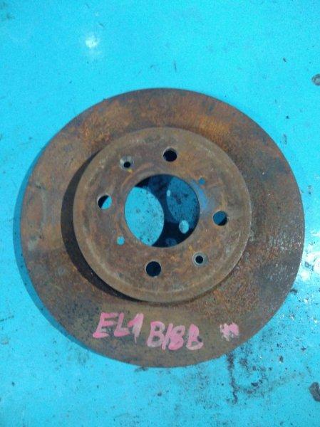 Тормозной диск Honda Orthia EL1 F18B передний
