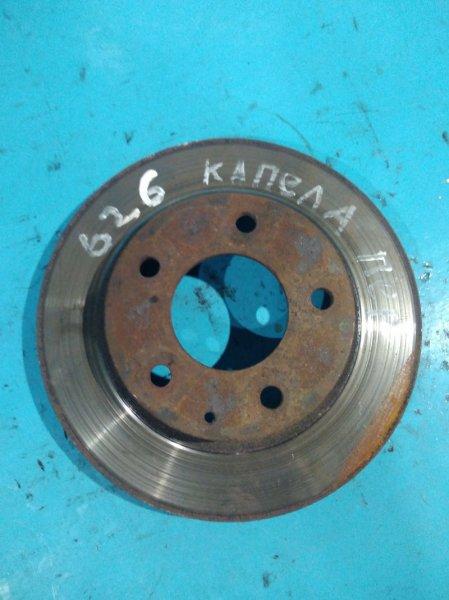 Тормозной диск Mazda Capella GW8W передний