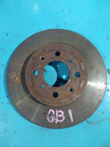 Тормозной диск Honda Mobilio GB1 L15A передний