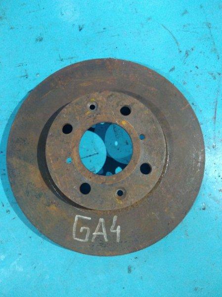 Тормозной диск Honda Capa GA4 D15B 1999г передний