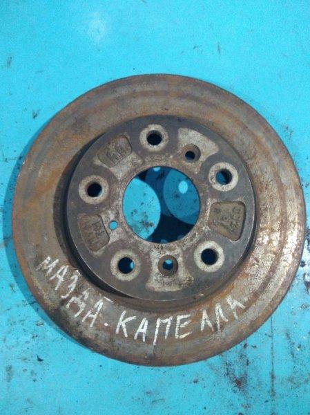 Тормозной диск Mazda Capella Cargo GVFW RF 1994 передний