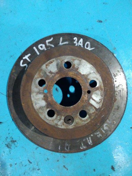 Тормозной диск Toyota Corona ST195 3S-FE задний
