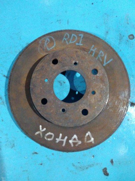 Тормозной диск Honda Cr-V RD1 F20B передний