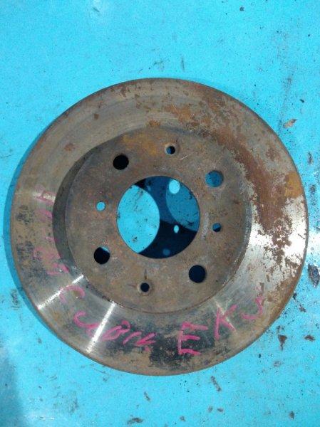 Тормозной диск Honda Civic EK3 передний