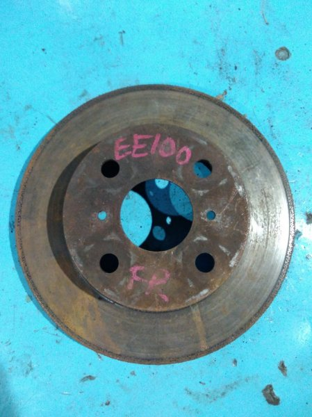 Тормозной диск Toyota Sprinter Marino EE100 4E передний