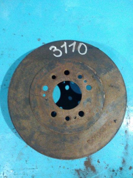 Тормозной барабан Газ Волга 3110 406 1999г задний